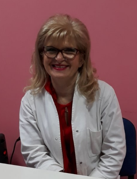 Dr Svetlana Detki